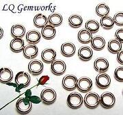 Rose Gold Jump Rings