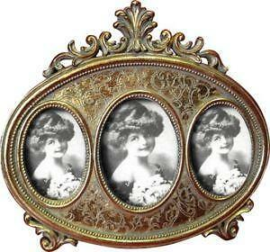 Antique Oval Picture Frame Ebay
