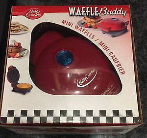 Betty Crocker Mini Waffle Buddy