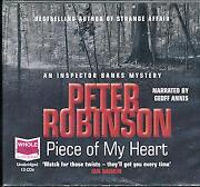 Peter Robinson Audio Books