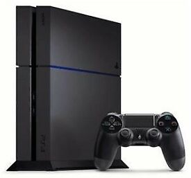 Sony PlayStation 4 CUH-1216A 500GB Gaming Console Black (PS4)