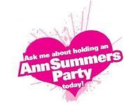 Ann summers party ambassador