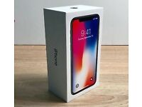 iPhone X - 64gb - Space Grey - Mint Condition