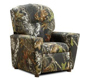 Camouflage Kids Recliner