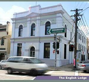 The English Lodge Backpackers Petersham Marrickville Area Preview
