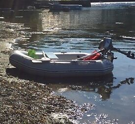 Wetline 230 inflatable boat