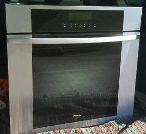 """stainless steel 30"""" wall oven"""