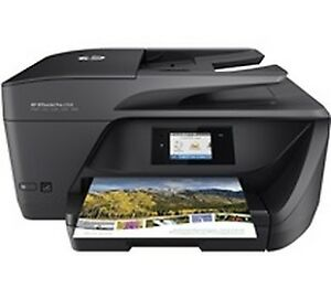 HP Officejet Pro 6968 Printer All-in-One
