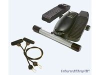 Home gym exercise stepper trainer