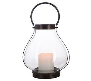 QVC-Home-Reflections-Indoor-Outdoor-Lantern-with-Flameless-Candle-and-Timer