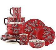 Dinnerware Set Stoneware
