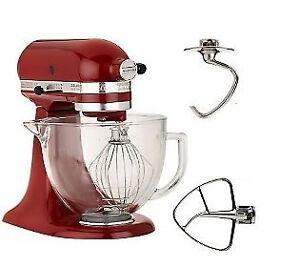 Kitchenaid Deluxe Edition 5qt 325 Watt Stand Mixer Gloss