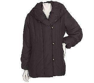 Pillow Collar Coat Ebay