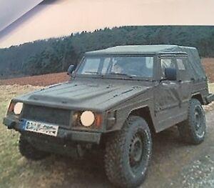 Piece de  Jeep Iltis