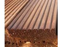 High quality Decking boards.