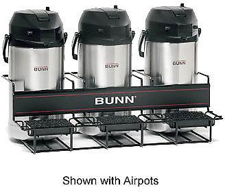 Bunn Universal Airpot Racks -univ-3-0002 Airpots Sold Separately