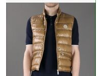 Moncler Waist Jacket