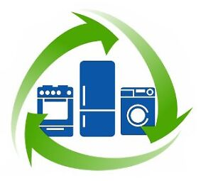 ♻️FREE APPLIANCE PICK-UP & RECYCLING♻️
