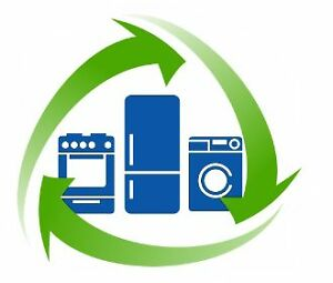 ♻️ FREE Appliance Pick up & Recycling ♻️