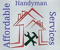 Handyman Campbell River and Area