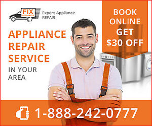 ★ Appliance Repair Service ★  in  Markham and York Region Areas!
