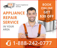 Appliance Repair Service in Your Area