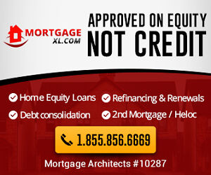 -Private 1st / 2nd Residential-Commercial Mortgages