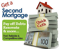REFINANCING ISSUES? EQUITY MORTGAGE IS THE ANSWER!