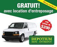 Depotium Mini Entrepot Chicoine