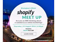 Don't miss this free event from Shopify if you want to increase sales!