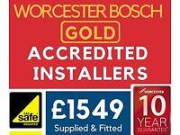 New Boiler Supply & Fit Deals / Boiler Installation Repair & Service Specialist / GasSafe registered