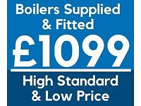 Boiler Installation, Repair & Service Service/Gas Certificates/Trusted Company/Experienced Engineer