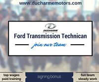 Ford Transmission Technician