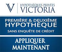 PRÊTEUR PRIVÉ (DIRECT) - 1er & 2ième hypothèque - Réponse 1h