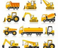 Class 1 Driver, Heavy Equipment and Skilled Labourer