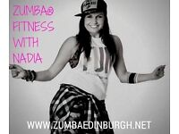 NEW Zumba Murrayfield