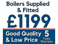 New Boiler Supply & Fit Deals / Boiler Installation Repair & Service Specialist / GasSafe registered