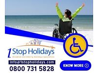 Best Holidays Abroad for Elderly Disabled and People with Special Needs
