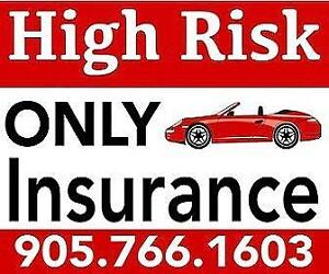 High Risk Only Auto Insurance Quotes, Check Your Record