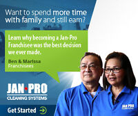 Work For Yourself - Become Part Of Our Team: JAN-PRO