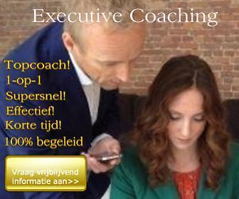 Executive Coaching managers, projectmanagers, directie etc