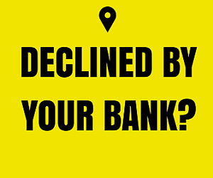 ---->>>>>>>>> Declined By Your Bank? <<<<<<<<---------