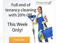 Regular house cleaning, Spring Clean or End of tenancy Cleaning Services