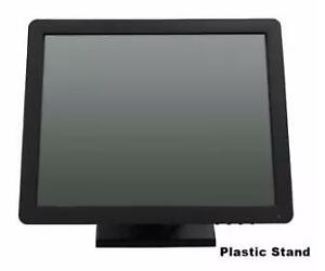 POS System 15 Inch Touch Screen Monitor (Plastic Stand) starting at $350.