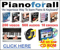 ➠Learn Piano From Home ♫ 180,000+ Happy Students Worldwide♫