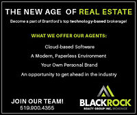 Recruiting Real Estate Agents for Brantford's Hottest Brokerage