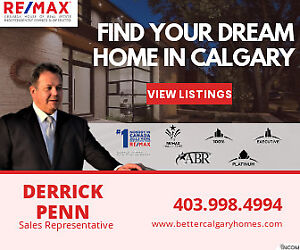 Award Winning Realtor To Help You In Calgary's Buyer's Market!!
