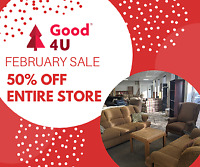 Furniture, Dining Sets, Living & More 50% OFF OBO - GOOD4U Calgary Alberta Preview