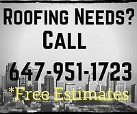 Need Residential or Commercial Roofing in Mississauga?
