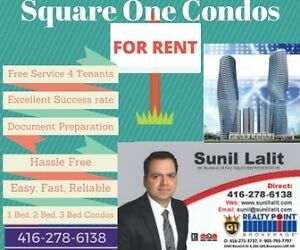 Condo/House for rent in Mississauga.